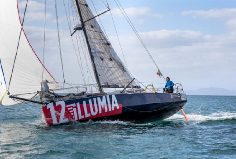 Покинутую яхту М. Замбелли Illumen-12 обнаружили в Ирландии